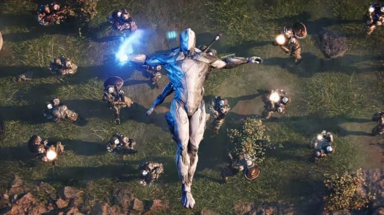 Warframe - az Uncharted film rendezője készítette el a játék új intróját bevezetőkép
