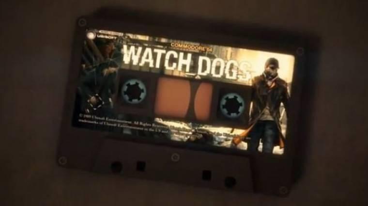 Watch Dogs - így néz ki a magyar Commodore 64-es változat bevezetőkép