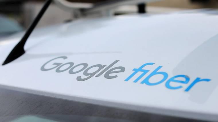 2 gigabites internetszolgáltatás tesztelésébe kezd a Google kép