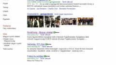 Előre kurvák, gengszterek - megmérgezték a Google-t kép