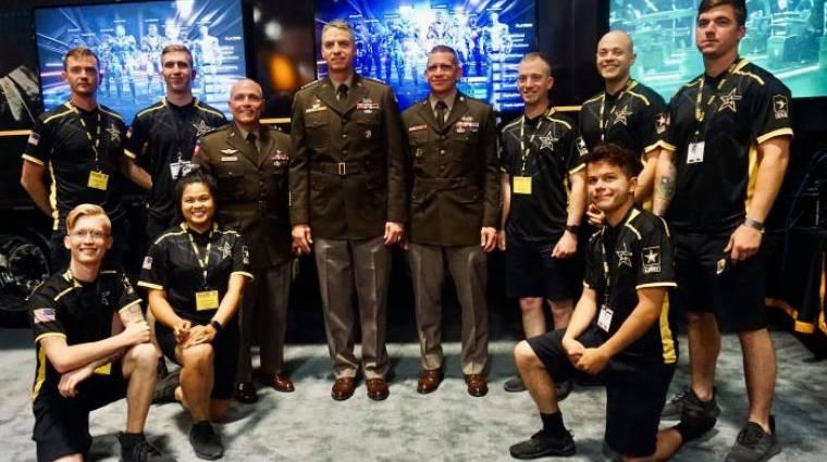 Az amerikai hadsereg az e-sportot is felhasználja a toborzásra bevezetőkép