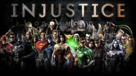 Injustice: Gods Among Us kép