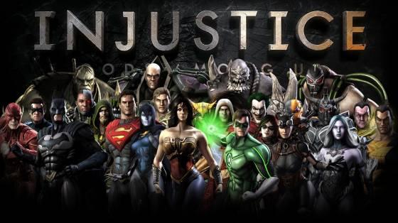 Injustice: Gods Among Us infódoboz