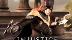 Injustice: Gods Among Us DLC - megérkezett a Batgirl előzetes kép