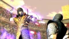 Injustice: Gods Among Us - Skorpió mindenkit lealáz kép