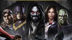 Injustice: Gods Among Us - az első PS Vita gameplay kép
