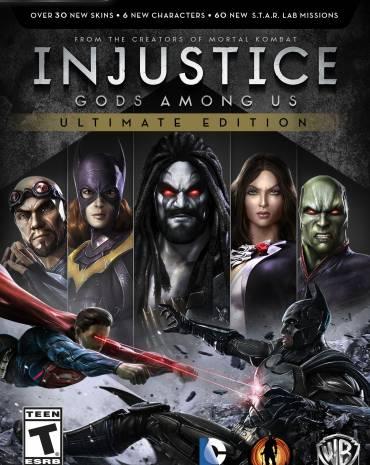 Injustice: Gods Among Us kép