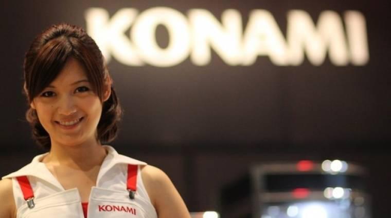 Új konzolos címen dolgozik a Konami bevezetőkép