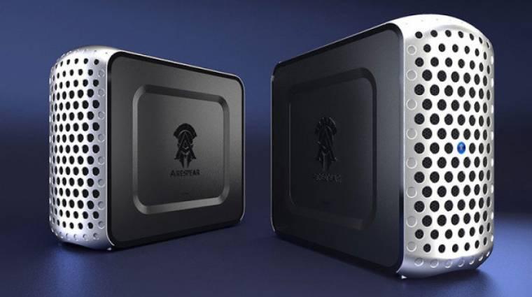 A Konami játékra szánt PC-k gyártásába kezd kép