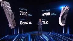 Az MSI bejelentette első, villámgyors SSD-it kép