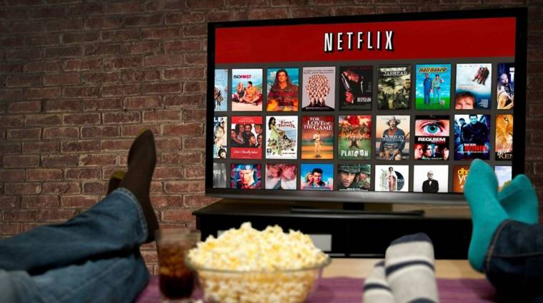 Mozifilmek, és sorozatok epizódjai lettek ingyenesen nézhetőek a Netflixen kép