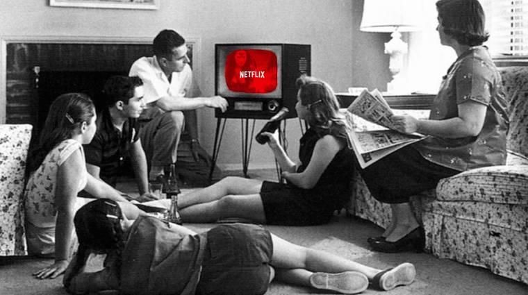 Így Netflixezz együtt máshol bezárkózó barátaiddal kép
