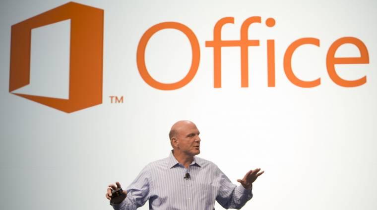 Office 2013 teszt - viszlát dobozok! kép