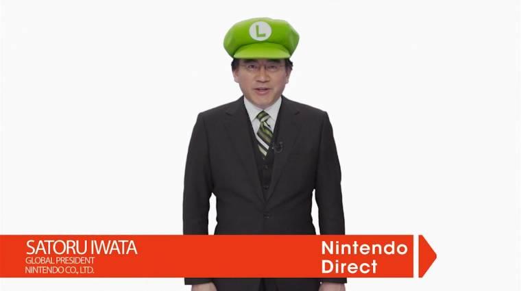 Nintendo: a terjeszkedés csak ideiglenes megoldás bevezetőkép