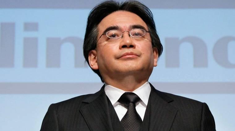 Satoru Iwata jobban van, visszatérhet a munkához bevezetőkép