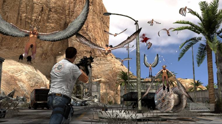 The Serious Sam Collection - úgy tűnik, hamarosan megjelenik PS4-re és Xbox One-ra bevezetőkép