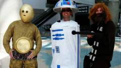 A béna paródiák alkotói most a Star Wars franchise-t vették célba kép