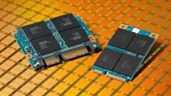 A Toshiba még nem hisz az SSD-kben kép