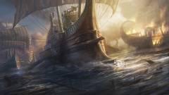 Total War: Rome 2 - ilyen lesz a tengeri csata kép