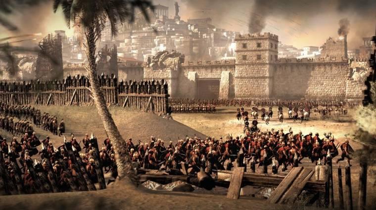 Total War: Rome 2 - jön SteamOS-re, kontrolleres támogatással bevezetőkép