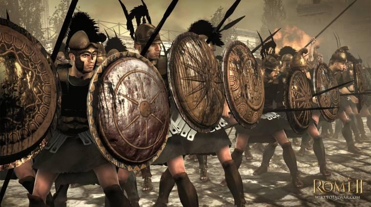 Total War: Rome 2 - új képeket láthatunk Rómából bevezetőkép