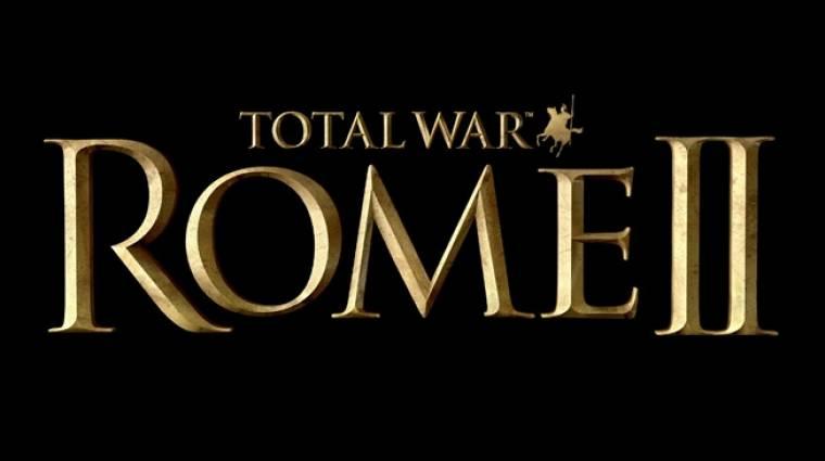 Total War: Rome 2 - hónapok munkája hetek alatt, miattatok bevezetőkép
