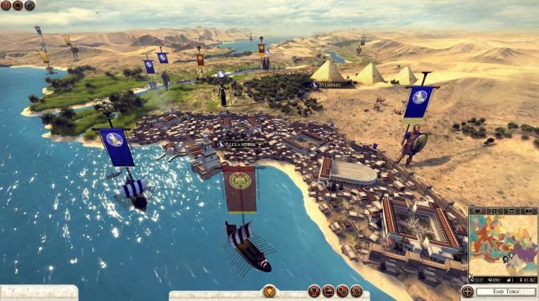 Total War: Rome II - a héten jön a második patch bevezetőkép