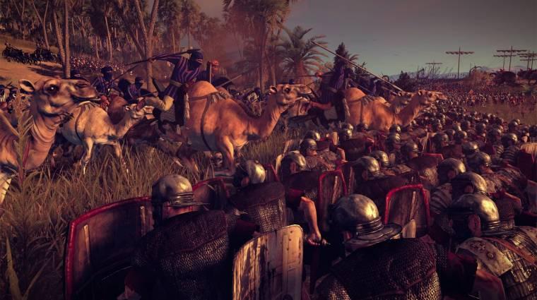 Total War: Rome 2 - kalózok és fosztogatók az új DLC-ben bevezetőkép