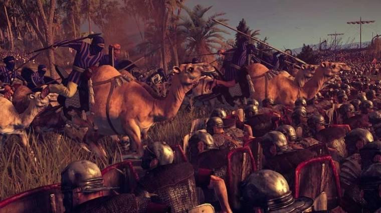 Total War: Rome 2 - botrányt okozott az új DLC bevezetőkép