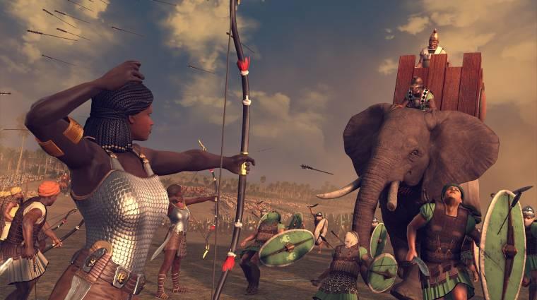 Total War: Rome 2 - ingyen kapjuk a történelem királynőit bevezetőkép