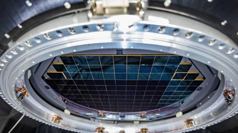 Ilyen lesz a világ legnagyobb fényképezője, amely 3200 megapixeles fotót készített egy brokkoliról kép