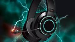 Érdekes extrákkal támad a Creative játékosoknak szánt headsete kép