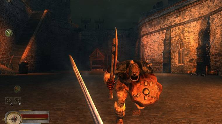 Dark Shadows - Army of Evil: középkori fantasy akciójátékot jelentettek be bevezetőkép