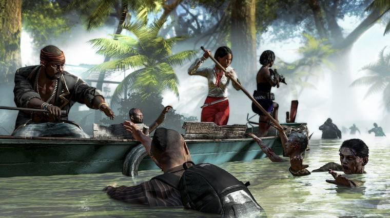 Dead Island: Riptide - Áprilisban becsoszognak a zombik bevezetőkép