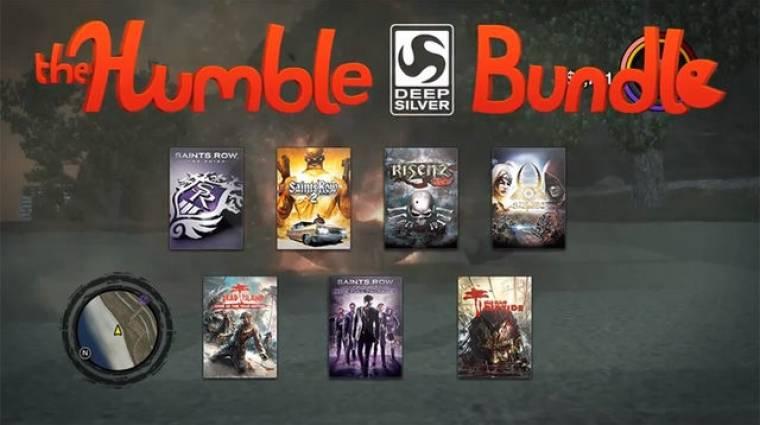 Humble Bundle - a Deep Silver játékai következnek bevezetőkép