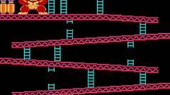 Retro a javából: Donkey Kong könyvespolc kép