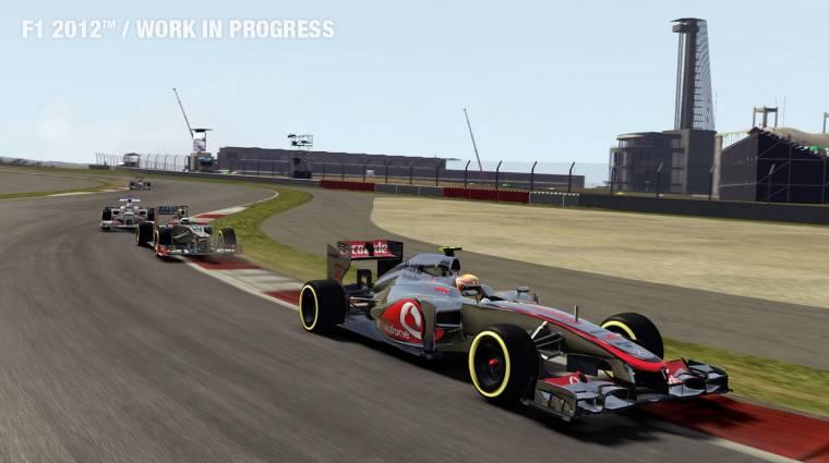 Jövő héten jön az F1 2012 demója bevezetőkép