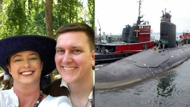 Mogyoróvajas szendvicsbe rejtve akarta elárulni nukleáris hadihajó-titkokat kép