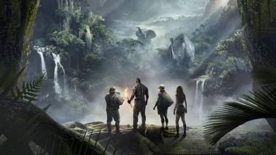 Jumanji: Vár a dzsungel - jött egy teaser a holnapi trailer előtt