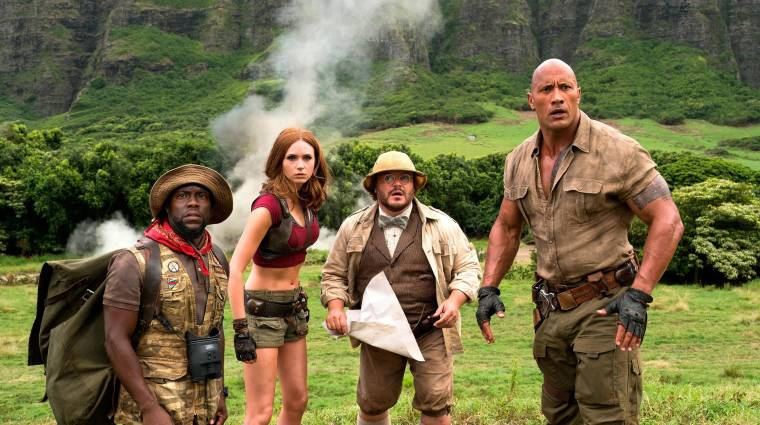 Jumanji: Vár a dzsungel - a második trailer talán meghozza a kedvet bevezetőkép