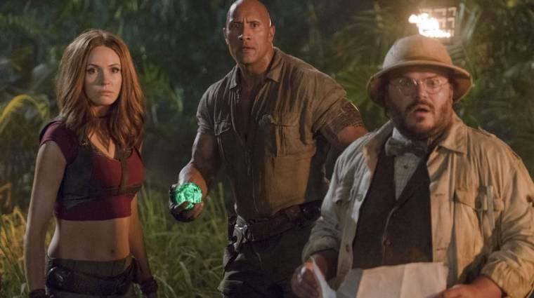 Danny DeVito is csatlakozott a Jumanji szereplőgárdájához kép