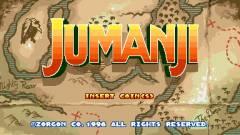 Ilyen lenne a Jumanji: Vár a dzsungel retro videojátékként kép