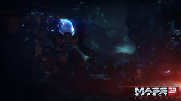 Mass Effect 3 - Leviathan DLC trailer bevezetőkép