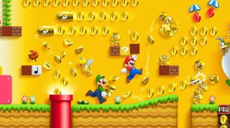 Super Mario - ilyen lenne belső nézetes játékként bevezetőkép