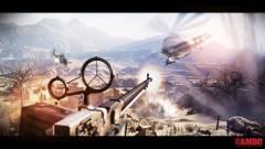 Rambo: The Video Game - előrendelőknek kis Rambo jár kép