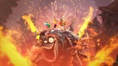 Rayman Legends - megjött a demó kép