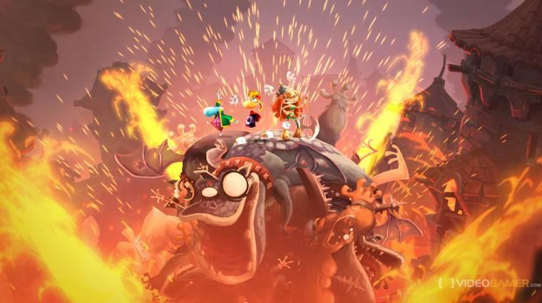 Rayman Legends - megjött a demó bevezetőkép