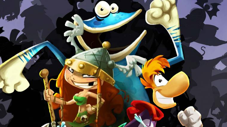 Ilyen a soha meg nem jelent Nintendós Rayman játék bevezetőkép