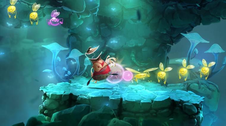 Rayman Legends next-gen - csúszik a megjelenés bevezetőkép