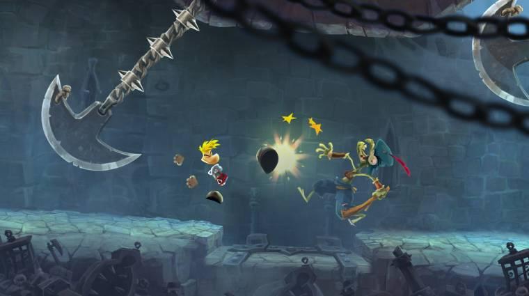 Rayman Legends - készül a next-gen változat bevezetőkép